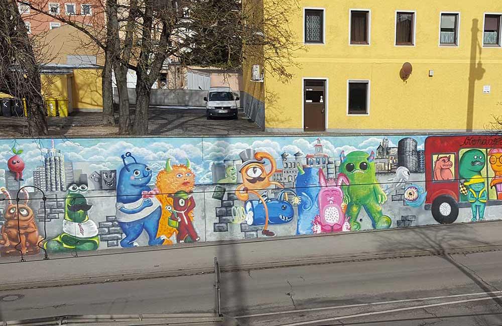 graffitimonster